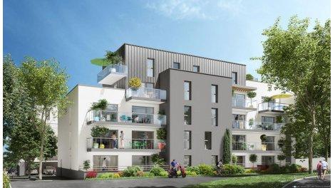Appartement neuf Residence Crebillon éco-habitat à Lanester