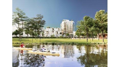 Appartement neuf Rio éco-habitat à Rennes