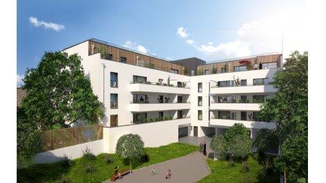 Appartement neuf Jardin d'Élise investissement loi Pinel à Rennes
