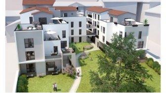 Appartements neufs Les Jardins de René à Oullins
