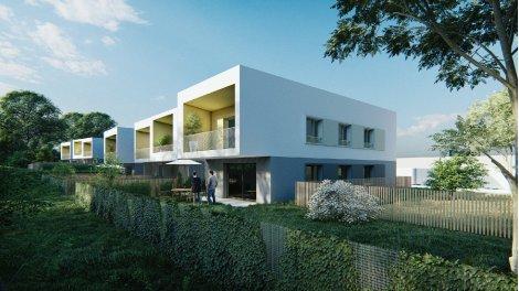 Appartement neuf Les Allées de l'Ouest investissement loi Pinel à Sathonay-Camp