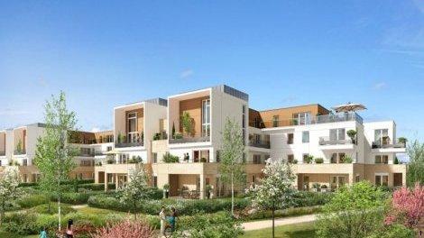 Appartement neuf Harmony Village investissement loi Pinel à Elancourt