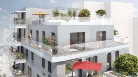 Appartement neuf Villa Eugenie éco-habitat à Paris 15ème