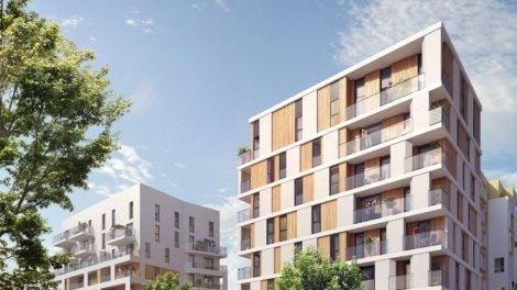 appartement neuf à Saint-Denis