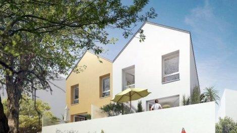 logement neuf à Saint-Denis