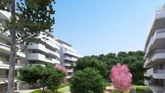 Appartements neufs Green Domaine Batiments G+h éco-habitat à Cannes