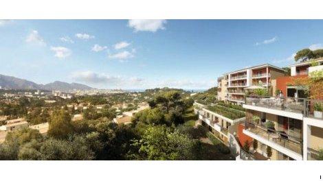 Appartement neuf Sequen'Ciel à Marseille 13ème
