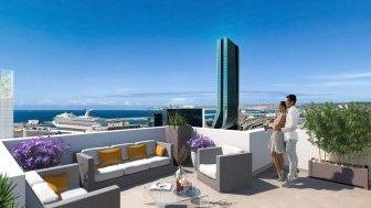 Appartements neufs My Liberty éco-habitat à Marseille 3ème