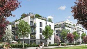 Appartements neufs Ateliers 92.2 bc investissement loi Pinel à Asnieres-sur-Seine