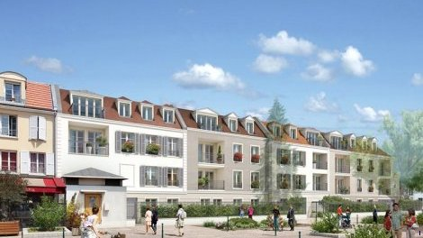 Appartement neuf Le Clos des Vignes à Rueil-Malmaison