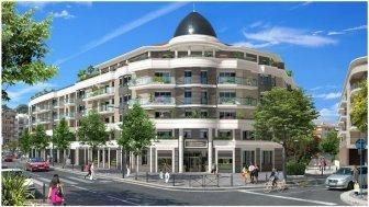 Appartements neufs Riviera Square investissement loi Pinel à Cagnes-sur-Mer