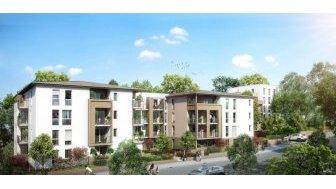 Appartements neufs Triptic investissement loi Pinel à Bron