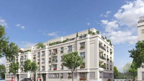 Appartement neuf Majestic 30 investissement loi Pinel à Maisons-Alfort