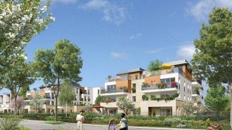 Appartement neuf Harmony Village 2 investissement loi Pinel à Elancourt