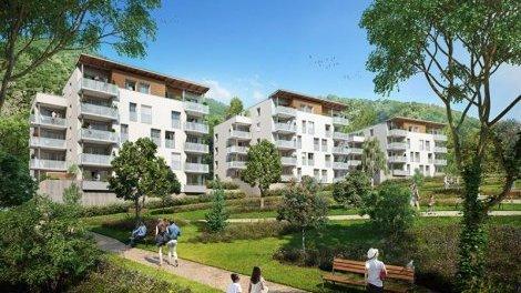 Appartement neuf Les Hauts du Parc éco-habitat à Saint-Egrève