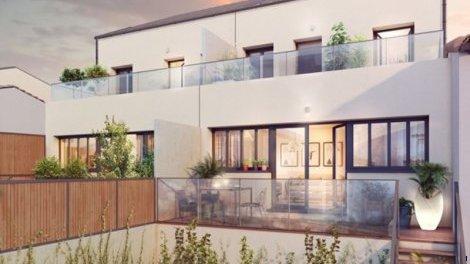 logement neuf à Bordeaux