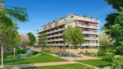 Appartement neuf Green Island à Marseille 12ème