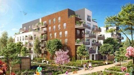 Appartement neuf Canal en Vues 10 11 à Noisy-le-Sec