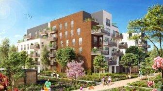 Appartements neufs Canal en Vues 10 11 à Noisy-le-Sec