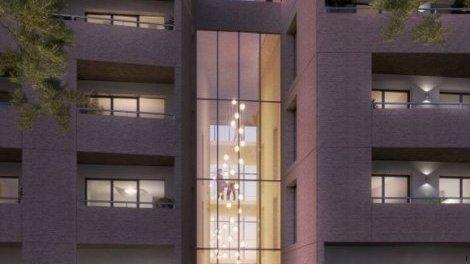 Appartement neuf Epure à Pessac