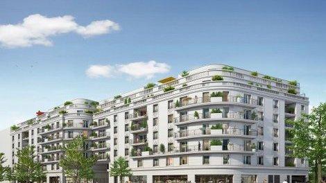 Appartement neuf Elegance investissement loi Pinel à Saint-Ouen