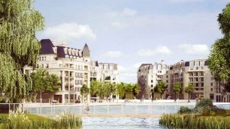 Appartements neufs Rive Gauche Panorama 2 investissement loi Pinel à Clamart