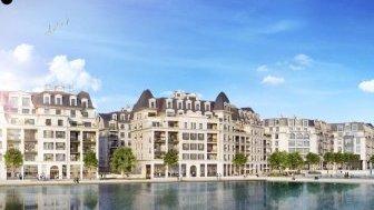 Appartements neufs Rive Gauche Panorama 1.1 à Clamart