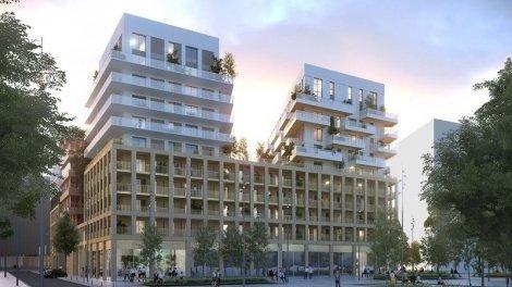 appartement neuf à Bordeaux