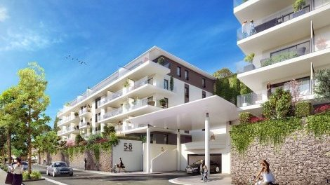 Intemporel investissement immobilier neuf loi pinel menton for Loi immobilier neuf