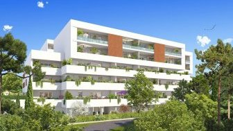 Appartements neufs Le 50 investissement loi Pinel à Marseille 12ème