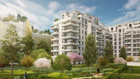 immobilier neuf à Saint-Ouen