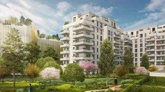 Appartements neufs Vogue V1b investissement loi Pinel à Saint-Ouen