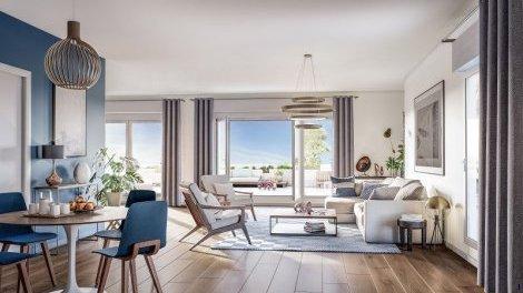 appartement neuf à Saint-Ouen