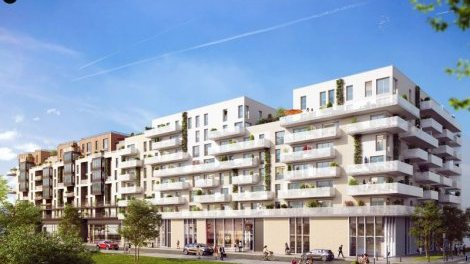 appartement neuf à Courbevoie