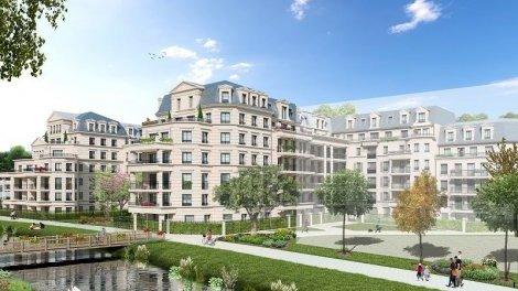 Appartement neuf Rive Droite Panorama à Clamart