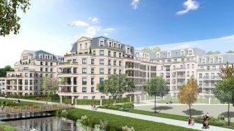 Appartements neufs Rive Droite Panorama à Clamart