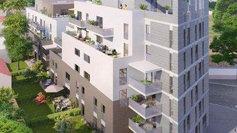 Appartement neuf Argentik à Lyon 8ème