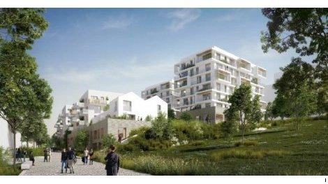 Appartement neuf Arpege 2 à Noisy-le-Grand