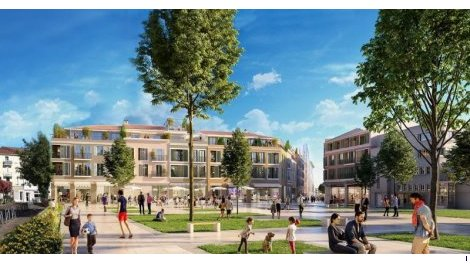 Appartement neuf Via Marenda investissement loi Pinel à Antibes