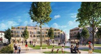 Appartements neufs Marenda Lacan investissement loi Pinel à Antibes