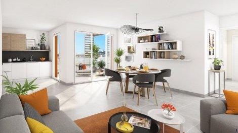 appartement neuf à Marseille 2ème