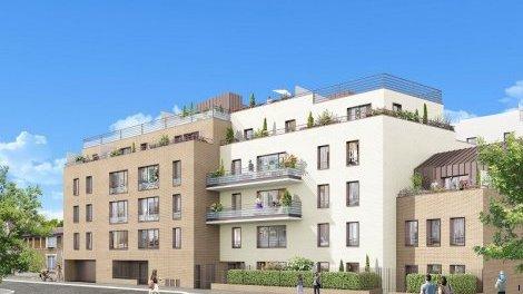 investir dans l'immobilier à Chatillon