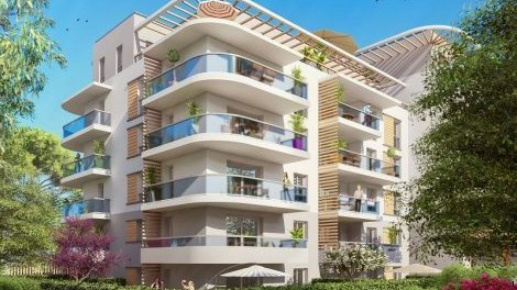 Appartement neuf Le 109 à Le Cannet