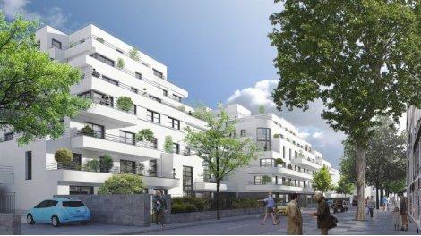 terrasses d 39 opale colombes eco construction rt 2012. Black Bedroom Furniture Sets. Home Design Ideas