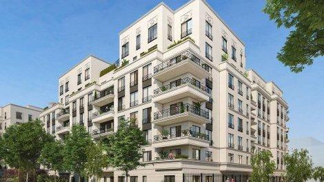 Appartement neuf Avant Seine 1 à Saint-Ouen