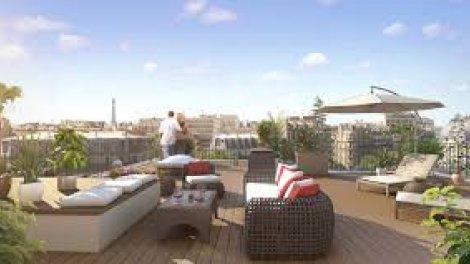Appartement neuf Les Jardins Notre Dame investissement loi Pinel à Aubervilliers