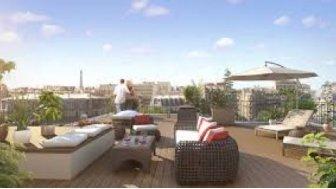 Appartements neufs Les Jardins Notre Dame investissement loi Pinel à Aubervilliers