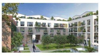Appartements neufs Le Factory Bagnolet investissement loi Pinel à Bagnolet