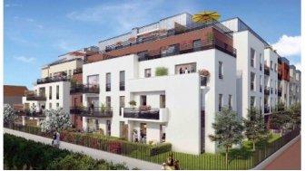 Appartements neufs Les Terrasses de la Roseraie à Cachan