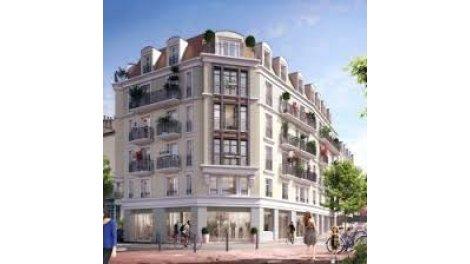 Appartement neuf Les Jardins du Petit Clamart à Clamart